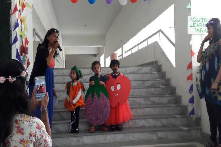 Aquinas International School-Fancy Dress