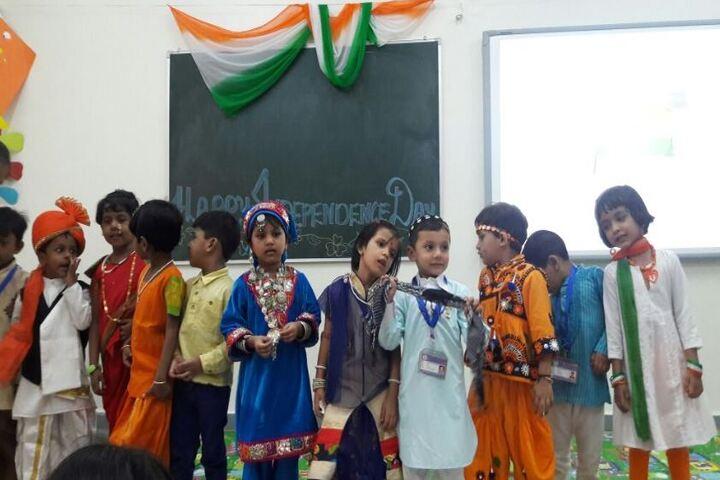 Aquinas International School-Independence Day