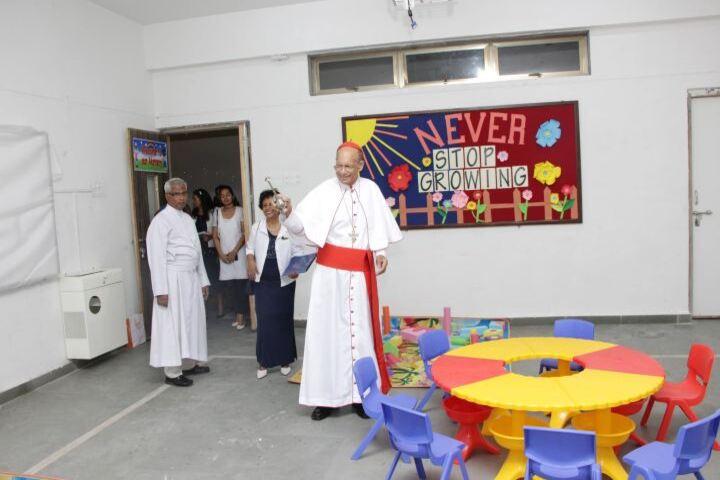 Aquinas International School-Primary Classrooms