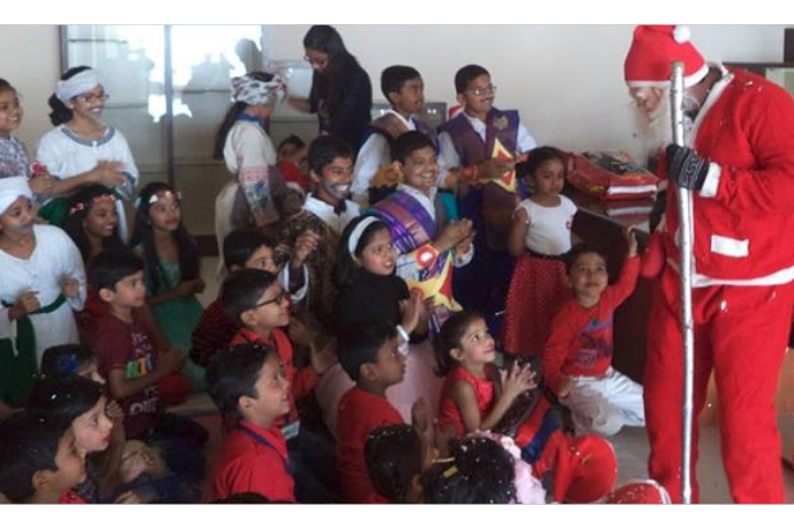 Aspire International School-Christmas