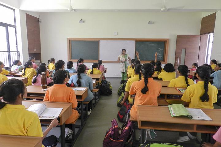 BAPS Swaminarayan Vidyamandir-Presentation