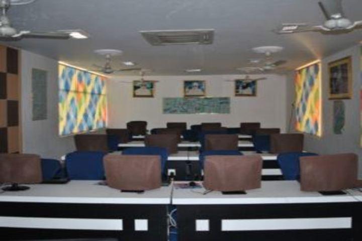 Saint MSG Glorious International School-Language Lab
