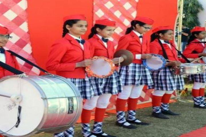Saint MSG Glorious International School-Musical Band