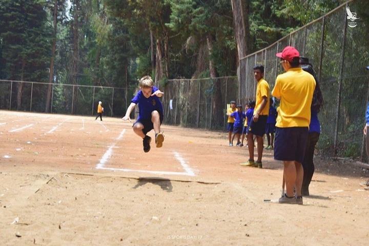 Hebron School-Long Jump