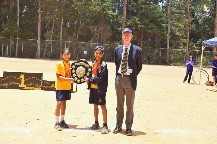 Hebron School-Sports Winner