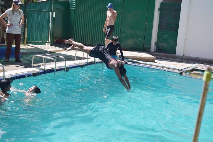 Hebron School-Swimming Pool