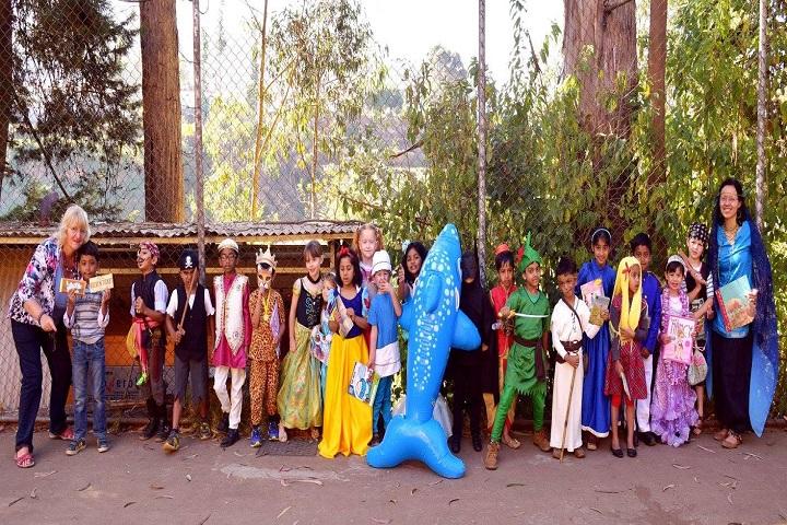 Hebron School-World Book Day