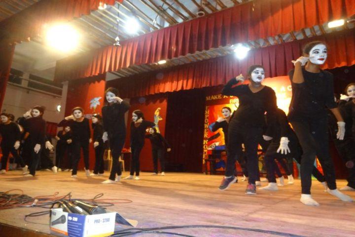 Good Shepherd Matriculation Higher Secondary School-Cultural activity