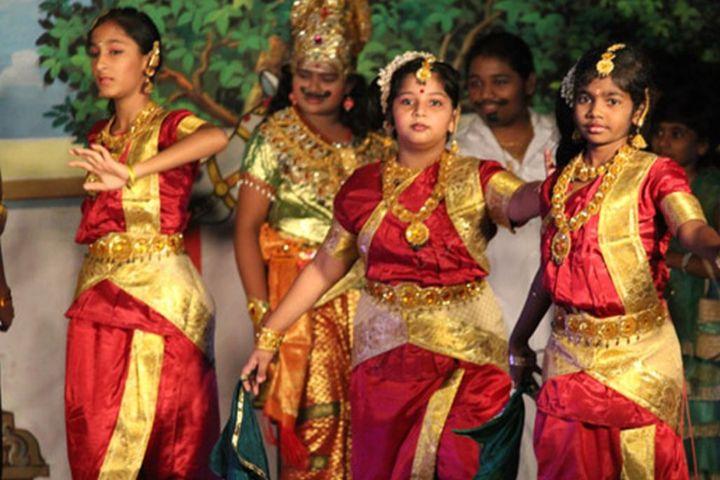 Good Shepherd Matriculation Higher Secondary School-Dance