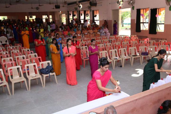 Good Shepherd Matriculation Higher Secondary School-Prayer