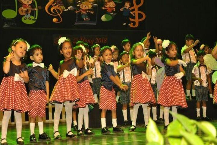 Lady Andal Venkatasubba Rao Matriculation School-Dance