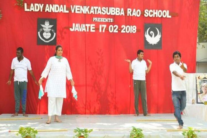 Lady Andal Venkatasubba Rao Matriculation School-Drama