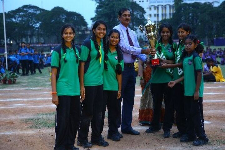 Lady Andal Venkatasubba Rao Matriculation School-Winners