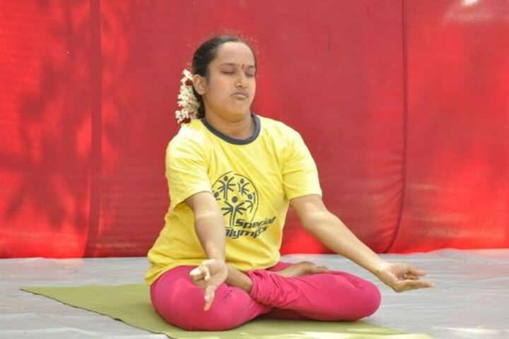 Lady Andal Venkatasubba Rao Matriculation School-Yoga