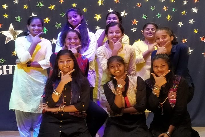 Sacred Heart Matriculation Higher Secondary School-Children Day