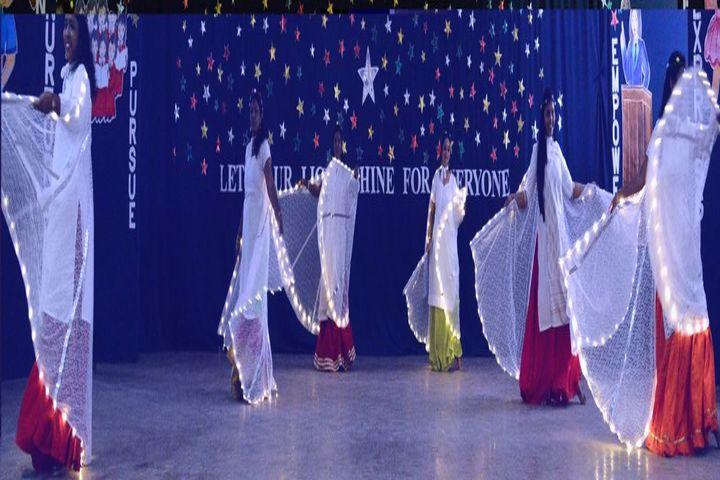 Sacred Heart Matriculation Higher Secondary School-Dance