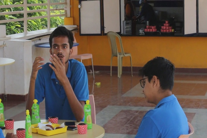 Oasis International School-Cafeteria