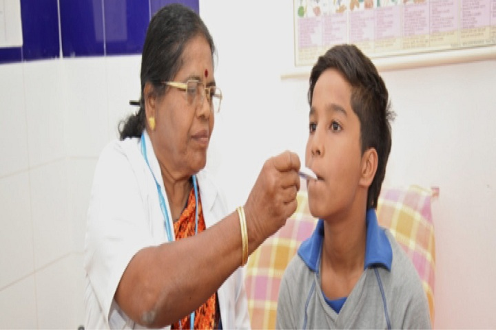 Oasis International School-Health Care