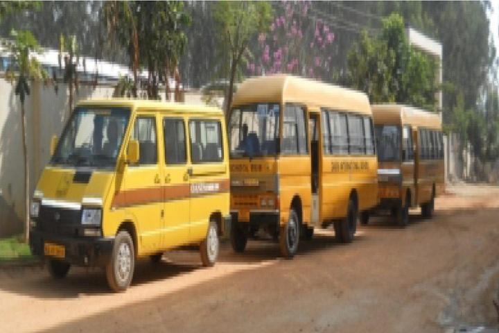 Oasis International School-Transport