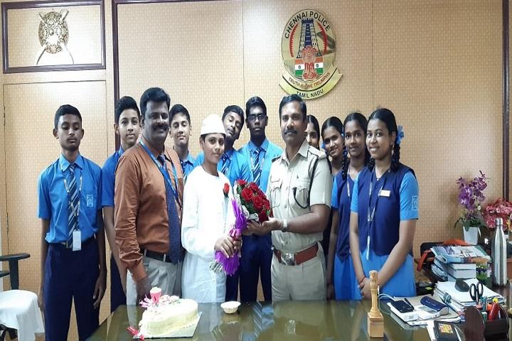 Velammal Matriculation Higher Secondary School-Childrens Day Celebration