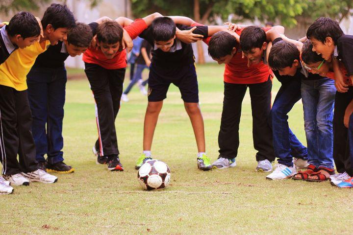 The Galaxy School-Sports