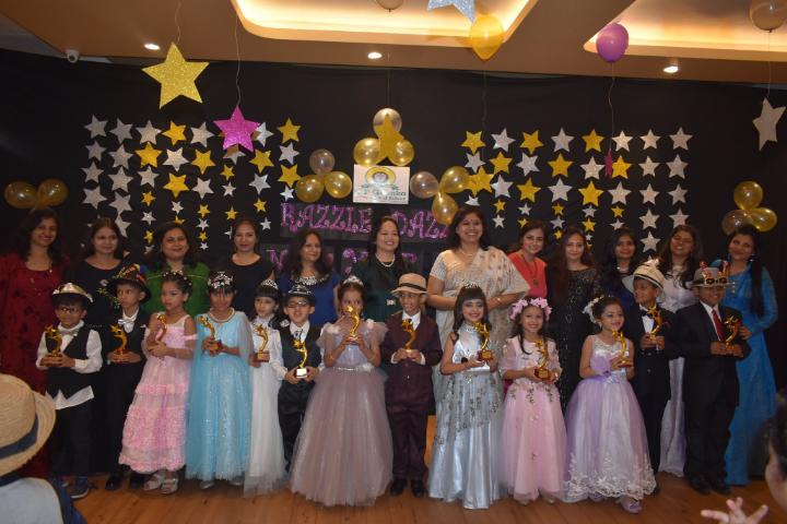 C.P. Goenka International School, Thane- New Year Party