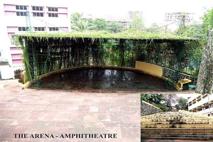 Holy Family High School And Junior College-Amphitheatre