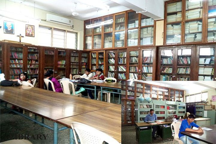Holy Family High School And Junior College-Library