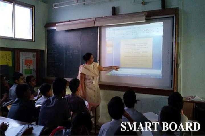 Holy Family High School And Junior College-Smart Board