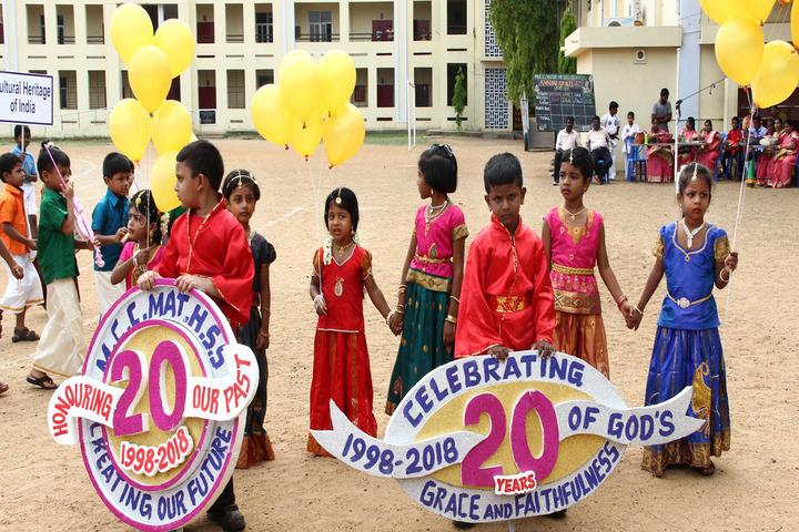 Madras Christian College Matriculation Higher Secondary School-Event