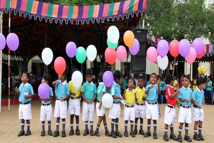 Madras Christian College Matriculation Higher Secondary School-Kids Activity