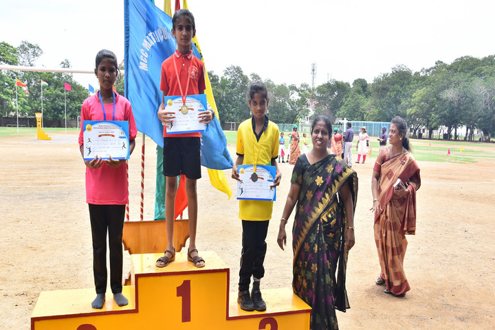 Madras Christian College Matriculation Higher Secondary School-Winners
