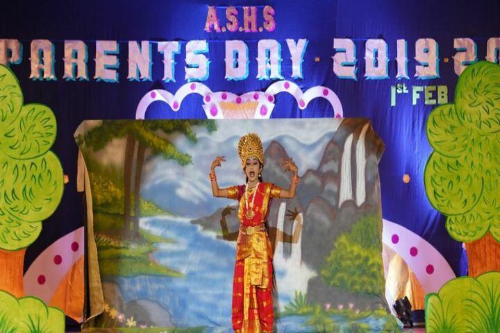 All Saints High School-Parents Day Celebrations