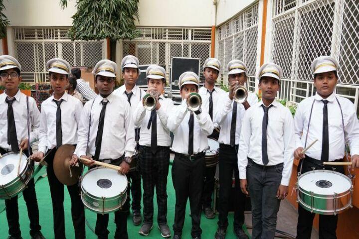 All Saints High School-School Band