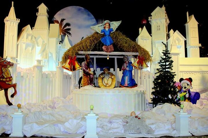 St Patrick Matriculation Higher Secondary School-Christmas