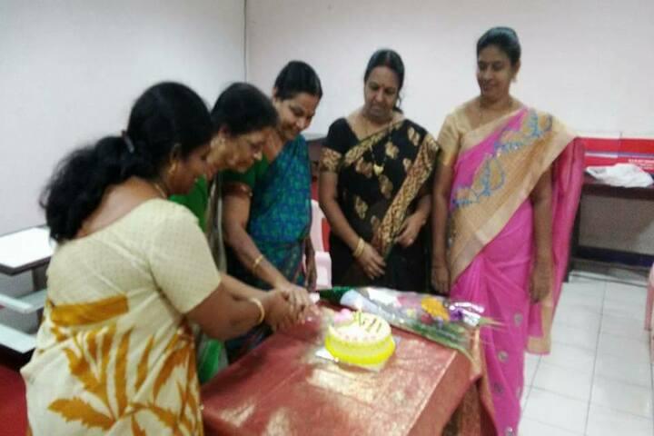 St Patrick Matriculation Higher Secondary School-Teachers Day