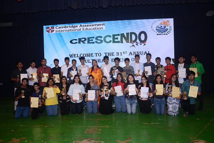 Bombay Cambridge International School-Achievement