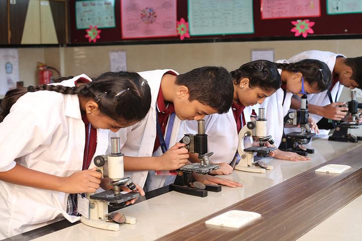 Bombay Cambridge International School-Biology Lab