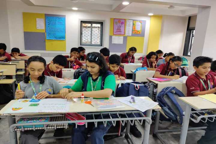 Bombay Cambridge International School-Class Activity
