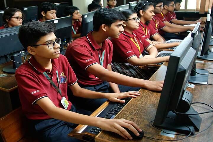 Bombay Cambridge International School-Computer Lab