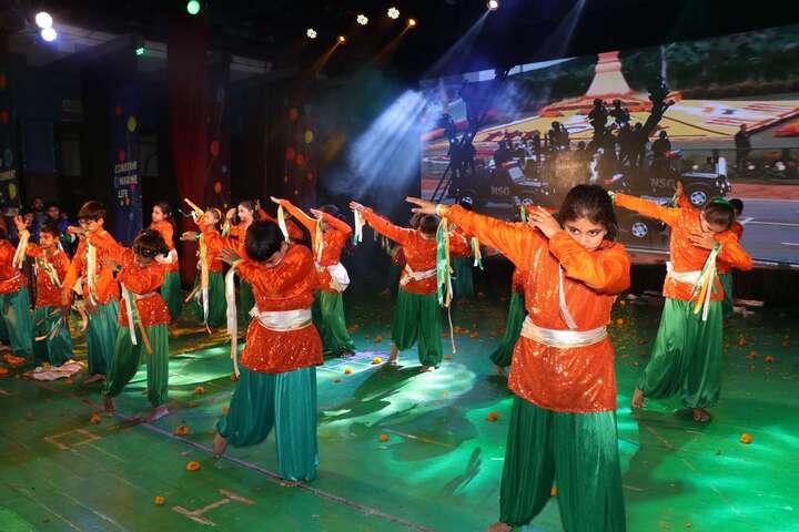 Bombay Cambridge International School-Dance