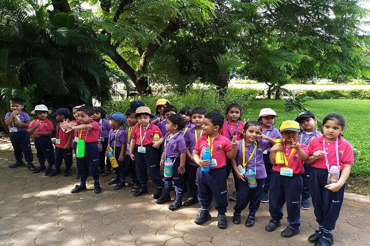 Bombay Cambridge International School-Field Trip