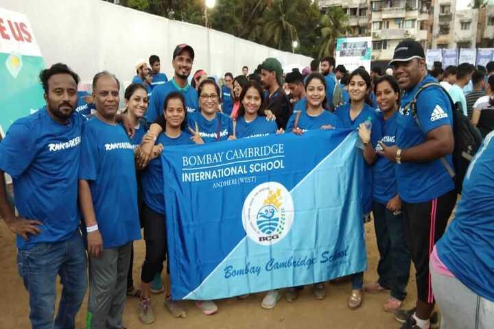 Bombay Cambridge International School-Rally