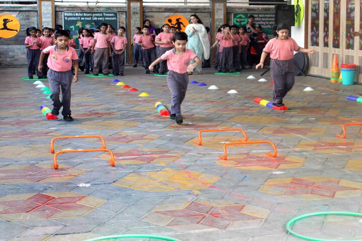 Bombay Cambridge International School-Sports Day