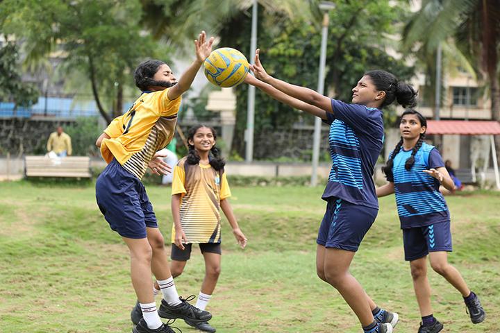 Bombay Cambridge International School-Sports