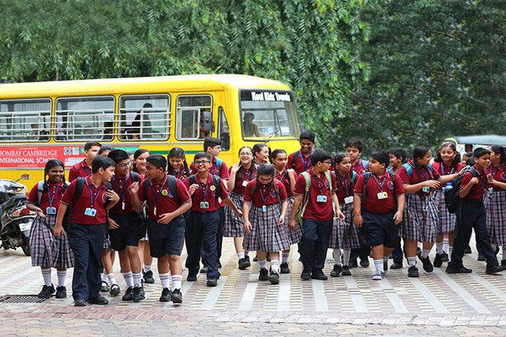 Bombay Cambridge International School-Transport