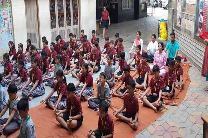 Bombay Cambridge International School-Yoga