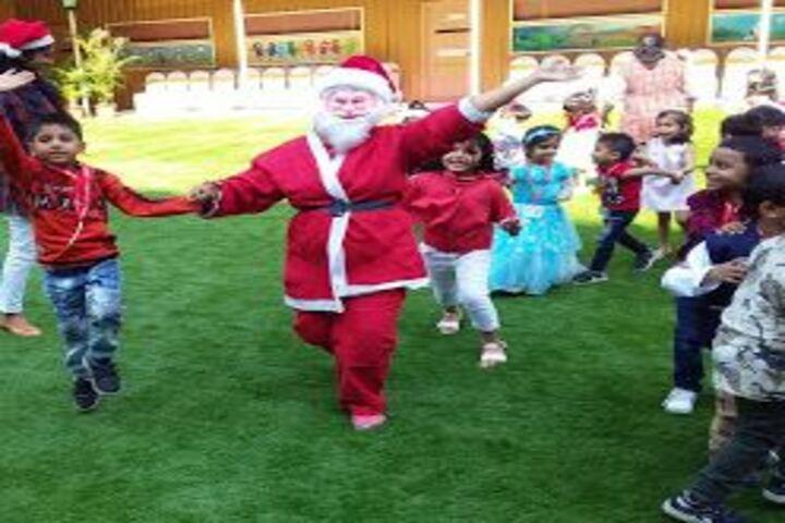Witty International School-Christmas