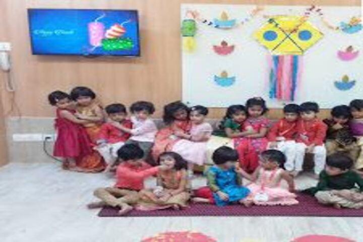 Witty International School-Diwali Celabrations