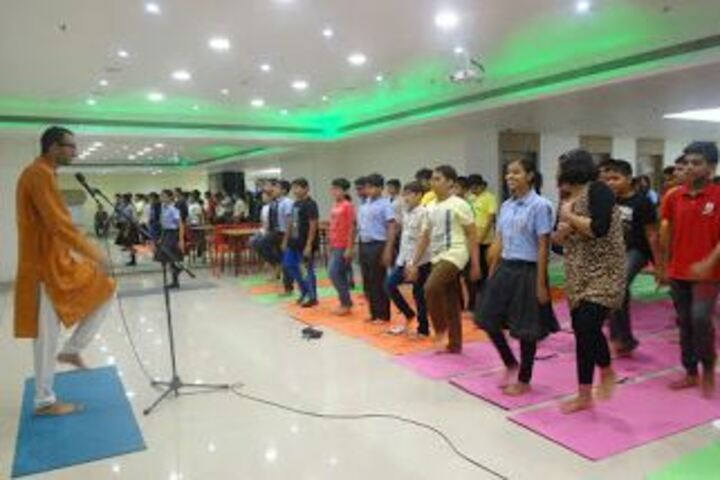 Witty International School-Yoga
